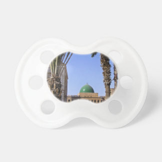 Dome of the Sultan Ali mosque in Cairo Pacifier