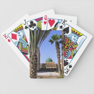 Dome of the Sultan Ali mosque in Cairo Poker Deck
