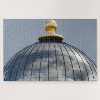 Dome & sky & Clouds Jigsaw Puzzle