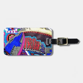 DOMEITORY LUGGAGE TAG
