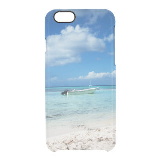 Domenicana beach clear iPhone 6/6S case