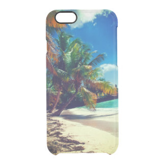 Domenicana beach clear iPhone 6/6S case