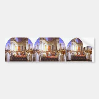 Domenico Ghirlandaio: The Funeral of St. Fina Bumper Stickers