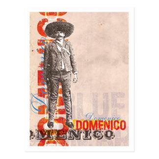 Domenico postcard