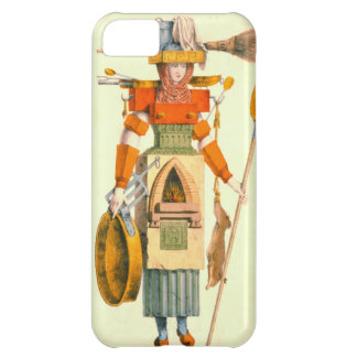 Domestic Goddess 1780 iPhone 5C Cases