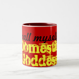 Domestic Goddess Mug