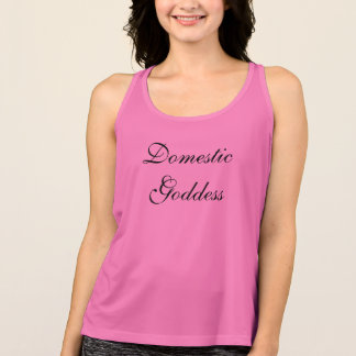 Domestic Goddess Tank