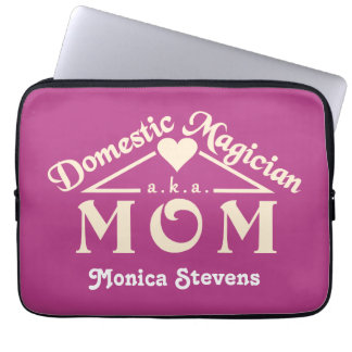 Domestic Magician custom name & color sleeves