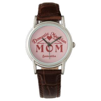 Domestic Magician custom name watches