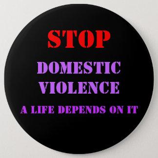 Domestic Violence Button