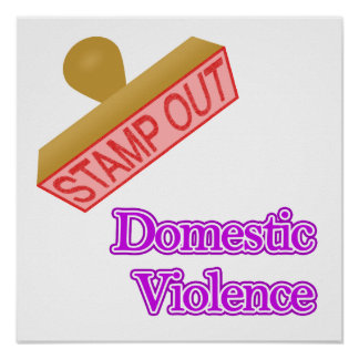 Domestic Violence Posters