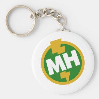 Domestique d honneur porte-clef
