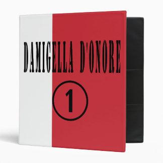 Domestiques d honneur italiennes Damigella D Ono