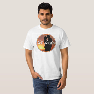 DOMILUCIAN - Dominica and Saint Lucia Designs T-Shirt