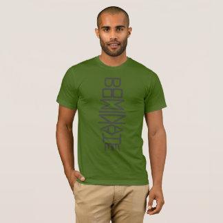 Dominate Gray Totem T-shirt