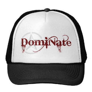 Dominate Walk Out Hat