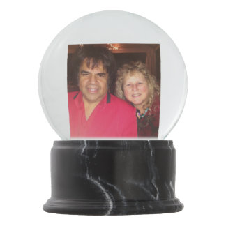 Domingo/Alicia Water Globe Snow Globe