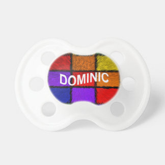 DOMINIC PACIFIER