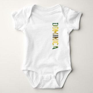 Dominica Baby Bodysuit