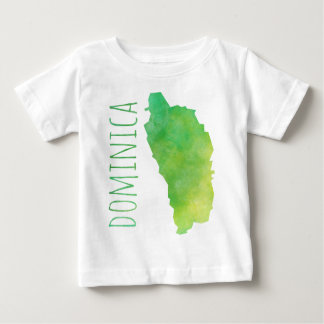 Dominica Baby T-Shirt