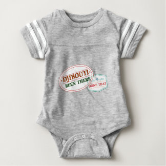Dominica Been There Done That Baby Bodysuit