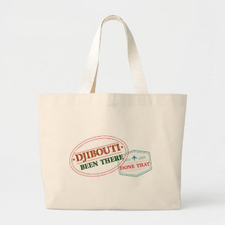 Dominica Been There Done That Large Tote Bag