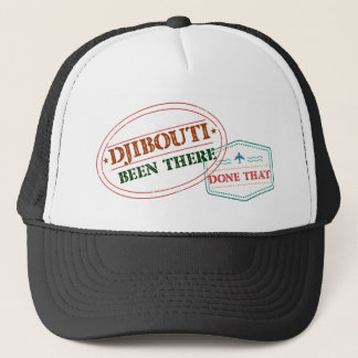 Dominica Been There Done That Trucker Hat