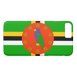 Dominica flag Case-Mate iPhone case