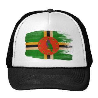 Dominica Flag Trucker Hat