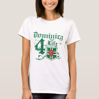 Dominica for life T-Shirt