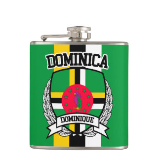 Dominica Hip Flask
