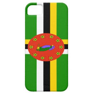 Dominica iPhone 5 Cases