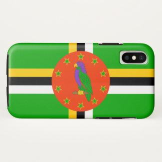 Dominica iPhone X Case