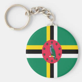Dominica Key Chain