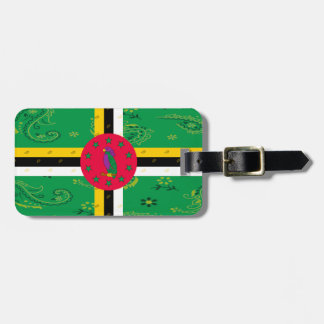 Dominica Luggage Tag