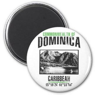 Dominica Magnet
