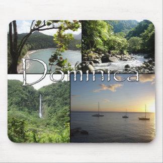Dominica Mousepad