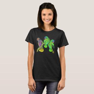 Dominica Parrots T-Shirt