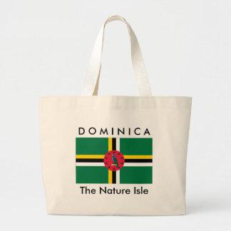 DOMINICA, The Nature Isle - Beach Bag