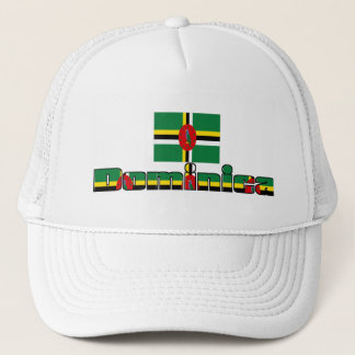 Dominica Trucker Hat