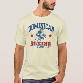 Dominican Boxing T-Shirt
