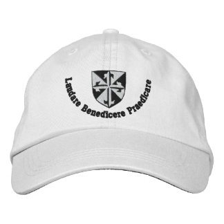 Dominican Family - Ordo praedicatorum Embroidered Hat