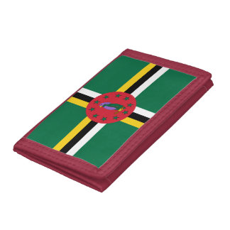 Dominican flag Wallet