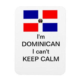 """Dominican"" Magnet"