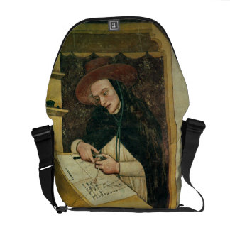 Dominican Monk at his Desk, from the Cycle of 'For Commuter Bag