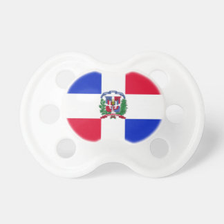 Dominican Republic Baby Pacifiers