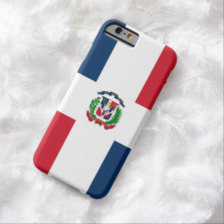Dominican Republic Barely There iPhone 6 Case