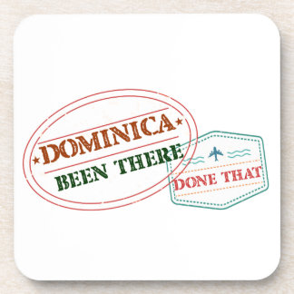 Dominican Republic Been There Done That Coaster