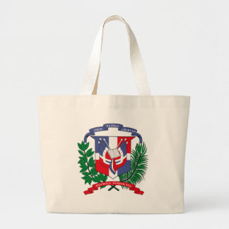 Dominican Republic Coat of Arms Tote Bag