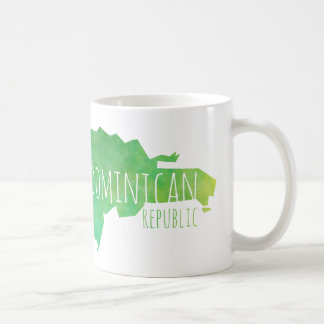 Dominican Republic Coffee Mug
